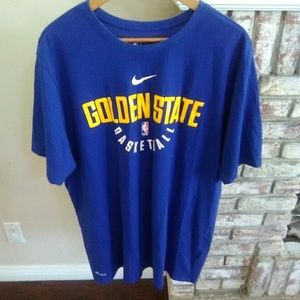 Nike Golden State Warriors Men's Shirt